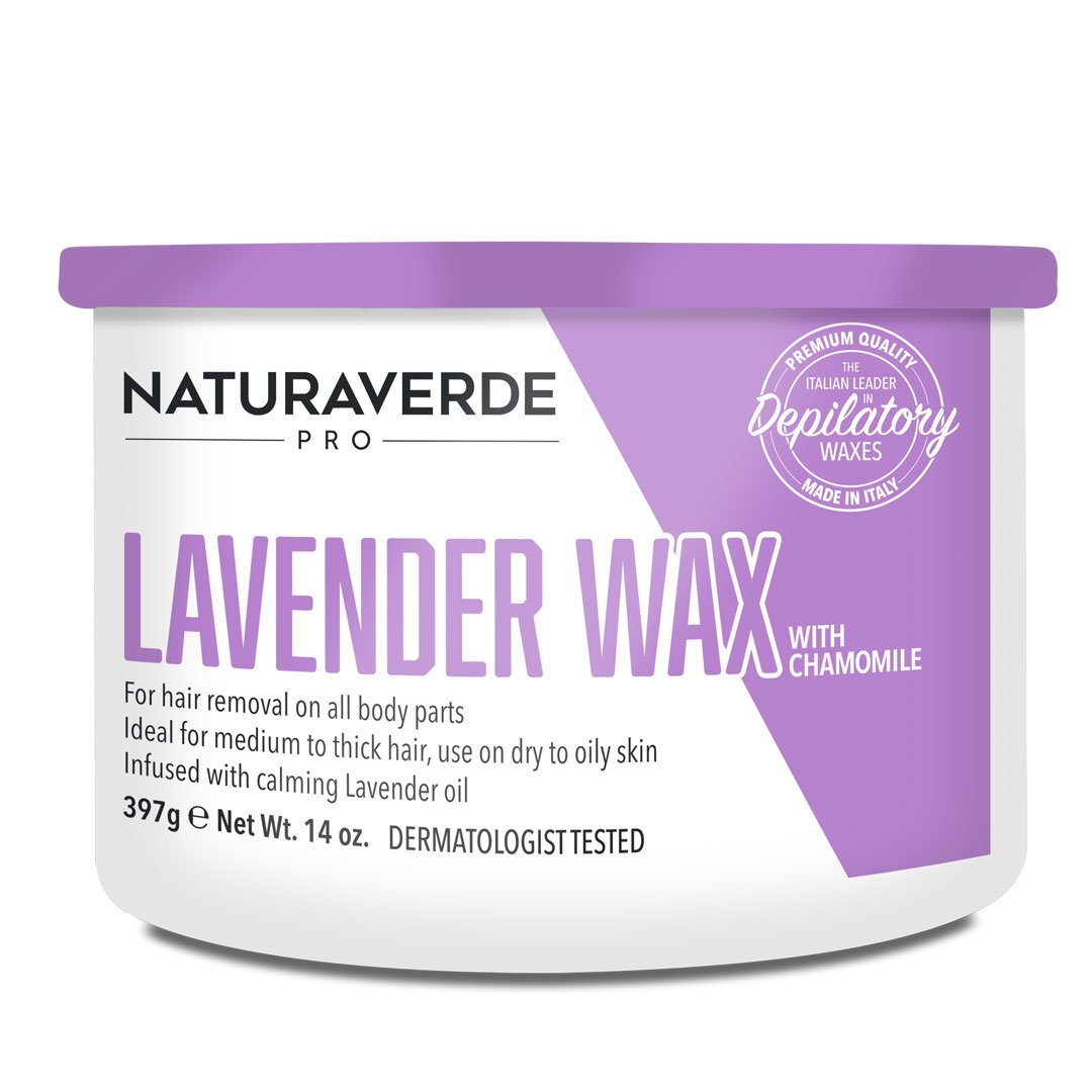 Lavender Wax with Chamomile