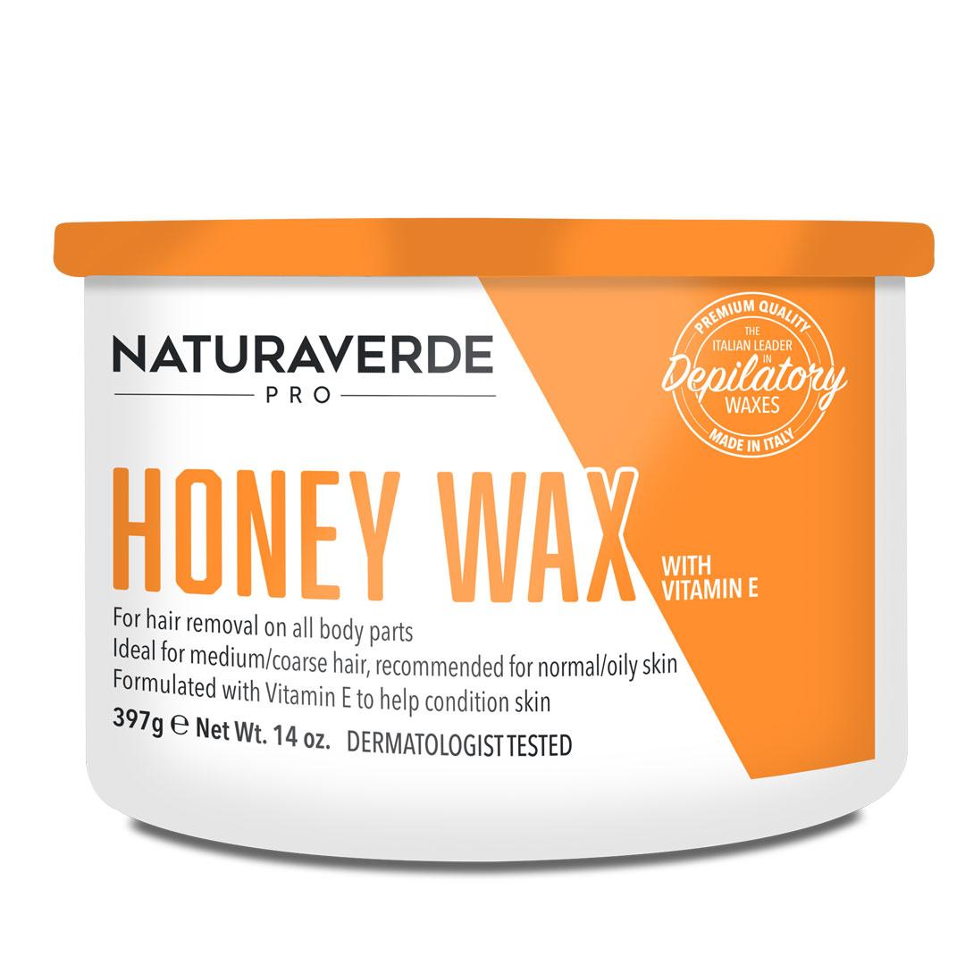 Honey Wax with Vitamin E